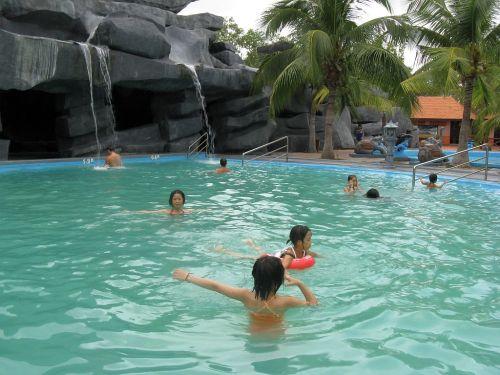 Binh Chau Hot Spring