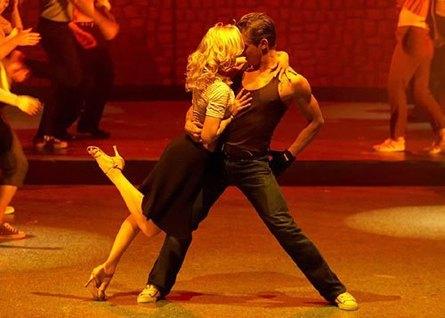 abnehmen mit tanzen